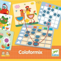 Coloformix - Szín-forma egyeztető - Coloformix - DJ08351