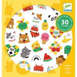 Emoji matricák - Matricák 30 db - Emoji - DJ09266