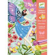Tündérek élete - Képalkotás csillámporral - The gentle life of fairies - DJ09516
