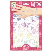 Varázslat - Tetoválás - Lucky charms - DJ09596