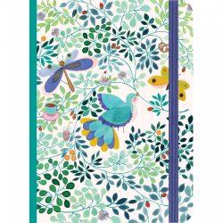 Anna naplója gumis záróval - Írószer - Anna notebook with elastic closure - DD03572