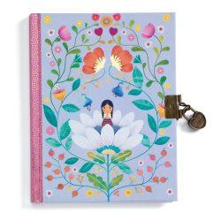 Marie titkos naplója lakattal - Írószer - Marie secret notebook - DD03616