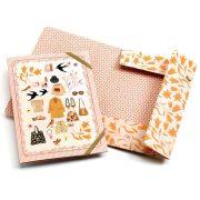 Tinou naplója gumis szalaggal - Írószer - Tinou elastic band folders - DD03691