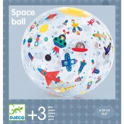 Űrhajós textilhuzat lufira - Utazó labda - Space ball - DJ00172