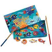 Mintás halak - Horgászos játék - Fishing graphic - DJ01658
