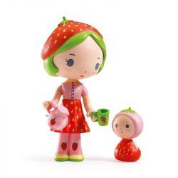 Eperkék - Djeco Tinyli - Berry & Lila - DJ06943