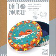 Űrhajós doboz - Csináld magad - Super treasure - DJ07907