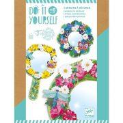 Tükröm, tükröm… - Csináld magad - Pretty flowers - DJ07908