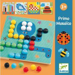 Állatos mozaik - Mozaik 3 éves kortól - Primo Mosaïco - DJ08140