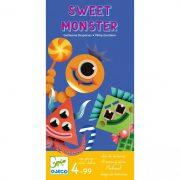 Szörnyecskék - Memória játék - Sweet monster - DJ08545