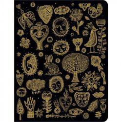 Aurélia naplója - A/5 írószer - Chic Aurélia notebook - DD03562
