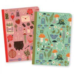 Kamilla kis naplói - Írószer - Camille little notebooks - DD03594