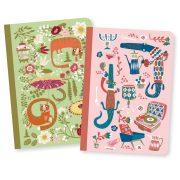 Asa kis naplói - Írószer - Asa little notebooks - DD03595