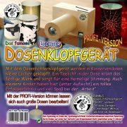 Konzervdoboz-lámpás készítő - profi