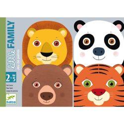 Egy kis család - Kártyajáték - Little Family - Djeco - DJ05062