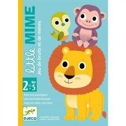 Egy kis pantomim - Kártyajáték - Little Mime - Djeco - DJ05063
