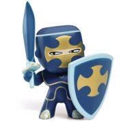 Sötétkék lovag - Arty toys - Knights - Dark blue - Djeco - DJ06746
