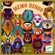 Memo Dingo - Memória játék - Memo Dingo - Djeco - DJ08538