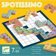 Spotissimo - Stratégia játék - Spotissimo - Djeco - DJ08539