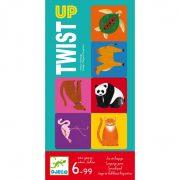 Twist up - Kommunkációs társasjáték - Twist up - Djeco - DJ08541