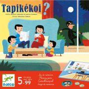 Tapikékoi - Figyelem fejlesztő társasjáték - Tapikékoi - Djeco - DJ08542