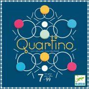 Quartino - Stratégiai társasjáték - Quartino - Djeco - DJ08544