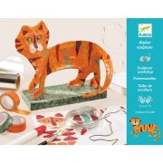 Jön a Tigris - Drótkép készítő - The tiger - Djeco - DJ09345