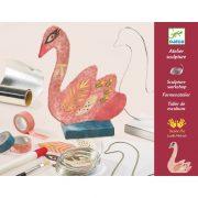 A Hattyú - Drótkép készítő - The swan - Djeco - DJ09346