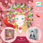 Kedves királynők - Hajtogatás - Lovely queens - Djeco - DJ09446