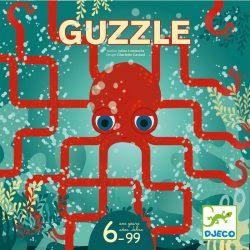 Polipok - logikai játék - Guzzle - Djeco - DJ08471