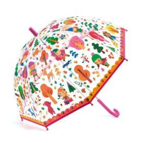 Lányos esernyő