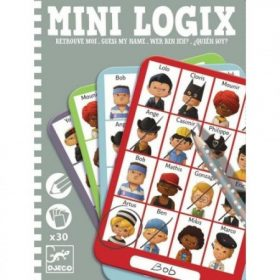 Mini logikai játék