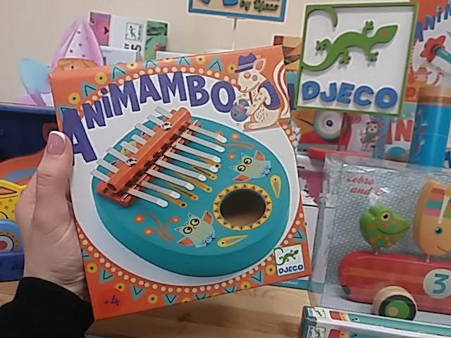 Baglyos játék hangszer gyerekeknek