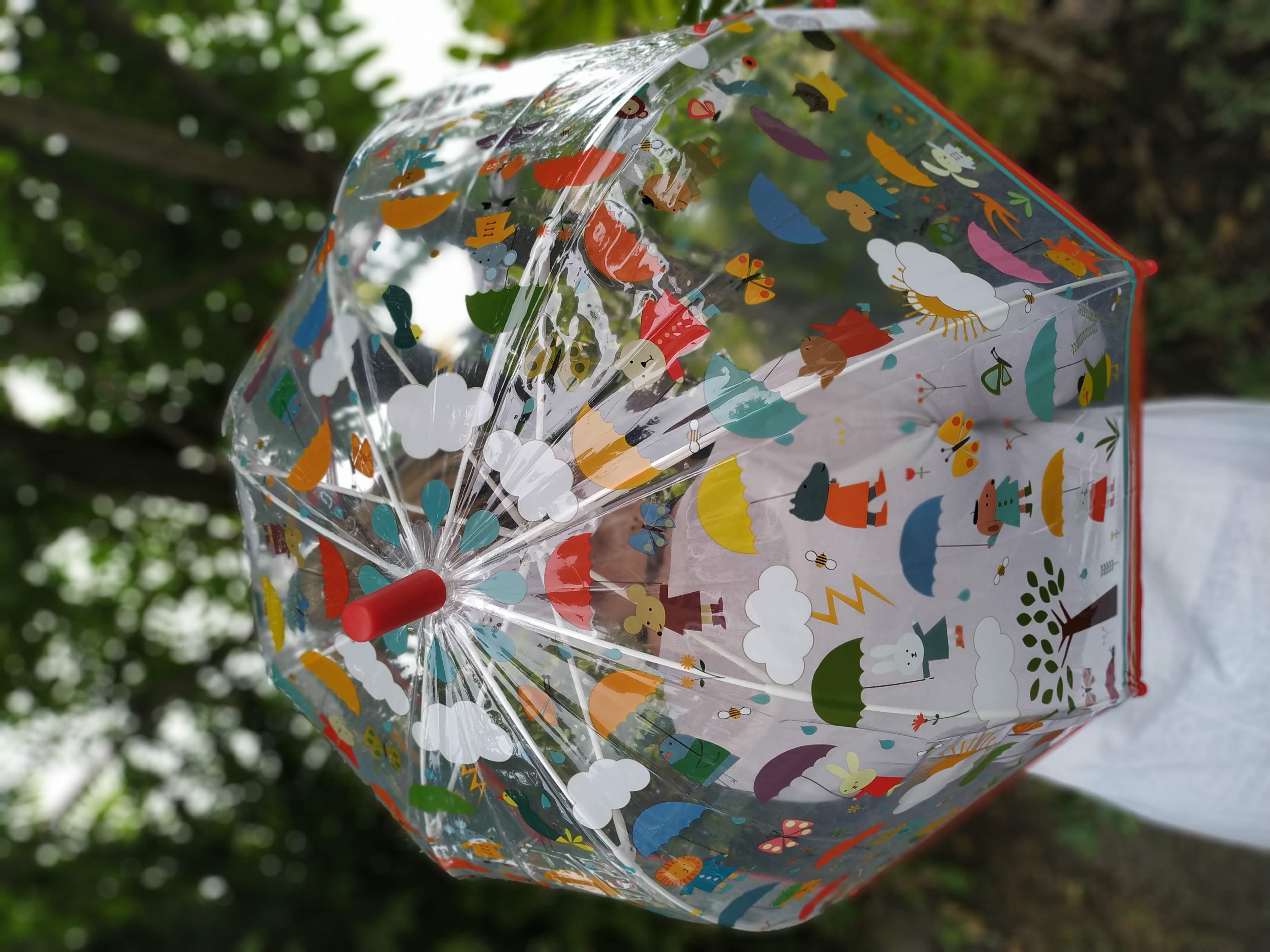 Meseszép esernyő gyerekeknek a Djeco-tól!