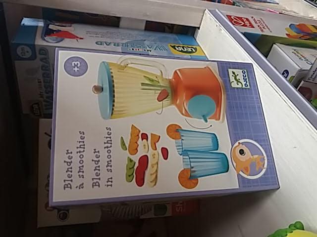 Szuper konyhai kiegészítő, főzős játék a Djeco-tól!