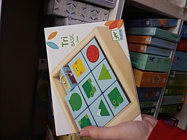 Szuper színegyeztetős játék 2 éveseknek!