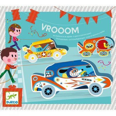 Autós játékok - Djeco játék