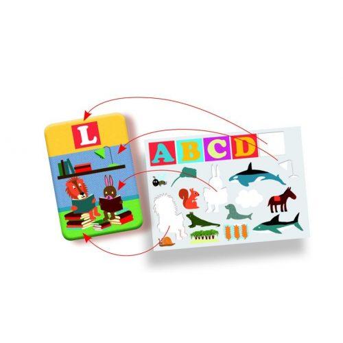Finommotorika fejlesztő játék Djeco