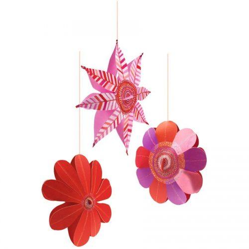 Gyerek szoba dekorációk a Djeco márkától
