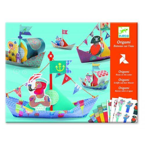 Hajós játékok a Djecotoys termékei között