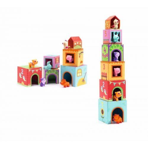 Kocka játékok a Djecotoys termékei között