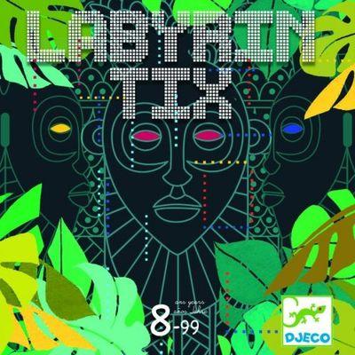 Labirintus játék - Djeco játék