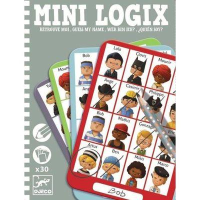 Mini logikai játék - Djeco játék