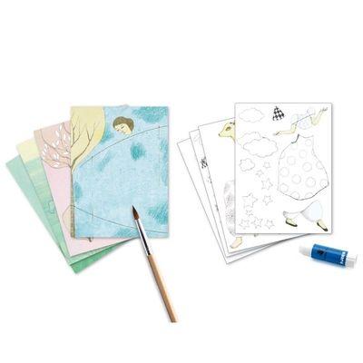 Művész készlet Gyerekeknek - Djeco játék