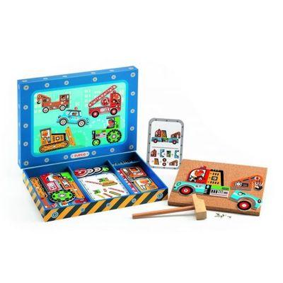 Oktató játék - Djeco játék
