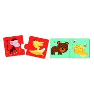 Sorozat puzzle - Djeco játék