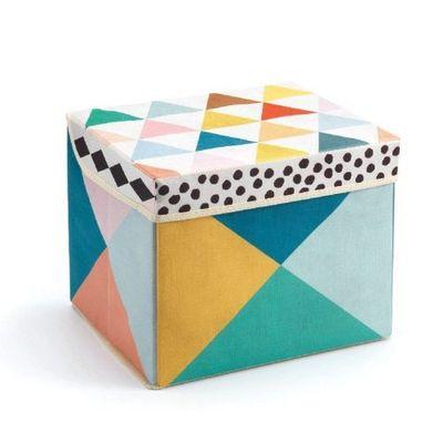 Tároló doboz gyerekeknek  - Djeco játék