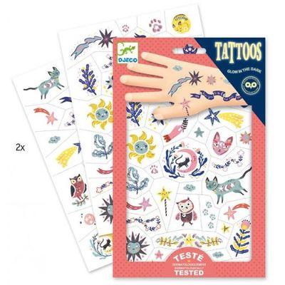 Tetoválós játékok - Djeco játék
